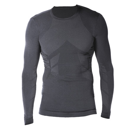 I-Soft Iron-ic 4.1 Long Sleeve // Gray (S/M)