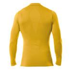 VivaSport // 5.0 Thermal Long Sleeve T-Shirt // Yellow (S/M)