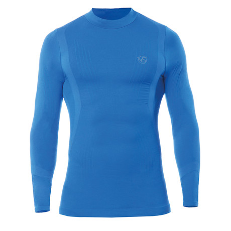 VivaSport // 5 Thermal Long Sleeve T-Shirt // National Blue (S/M)