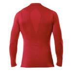 VivaSport // 5 Thermal Long Sleeve T-Shirt // Red (XXL)