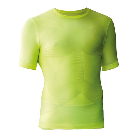 Iron-ic 4.0 Extralight T-Shirt // Yellow (S/M)