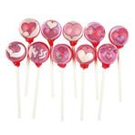 Love Themed Lollipops // 10-Pieces