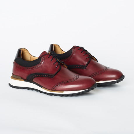 Carrera Sneaker // Red (Euro: 40)