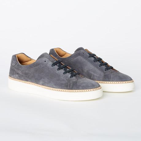 Carrera Sneaker // Suede Grey (Euro: 41)