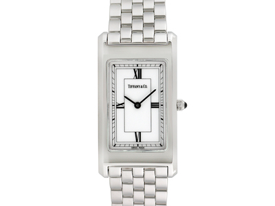 Photo of Stunning Ladies Timepieces Sophisticated Luxury Watches Tiffany & Co. Gallery Quartz // Pre-Owned by Touch Of Modern