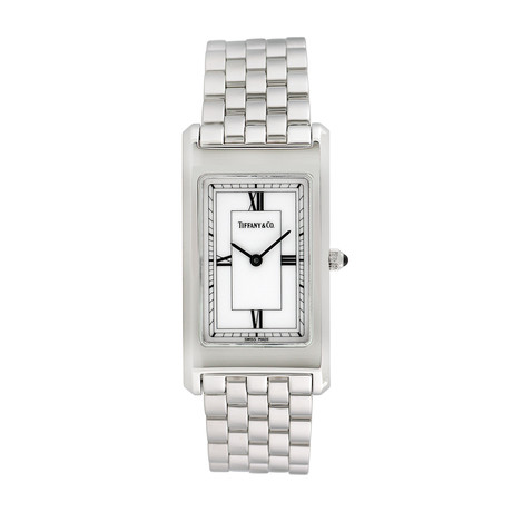 Tiffany & Co. Gallery Quartz // Pre-Owned