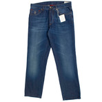 Brunello Cucinelli // Faded Denim Jeans V1 // Blue (44)