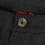 Brunello Cucinelli // Wool Five Pocket Jeans // Gray (54)
