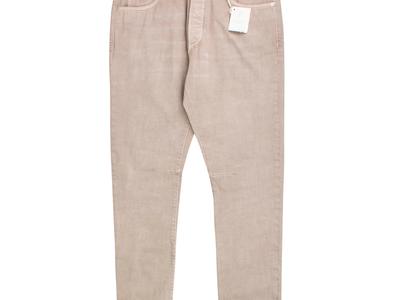 Photo of Designer Jeans Upscale Denim Brunello Cucinelli // Cotton Denim Jeans // Light Tan (50) by Touch Of Modern