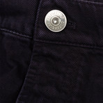 Brunello Cucinelli // Denim Cotton Five Pocket Jeans // Purple (44)