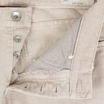 Brunello Cucinelli // Cotton Denim Jeans // Taupe (52)