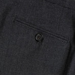 Brunello Cucinelli // Wool Blend Dress Pants V1 // Gray (56)
