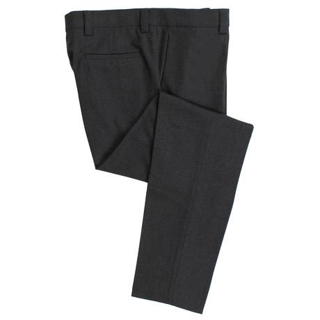 Brunello Cucinelli // Brunello Cucinelli // Wool Leisure Fit Dress Pants // Gray (44)