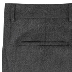 Brunello Cucinelli // Wool Blend Dress Pants V3 // Gray (54)