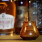 HARDWOOD WHISKEY GLASS // BUNDLE (Set of 2)
