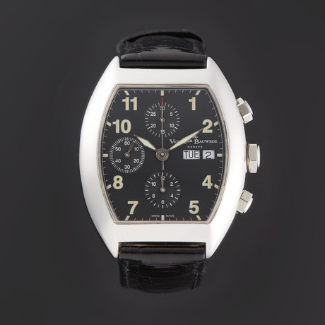 Van Der Bauwede C35 Magnum Churchill Chronograph Automatic // 2352010201100 // Store Display