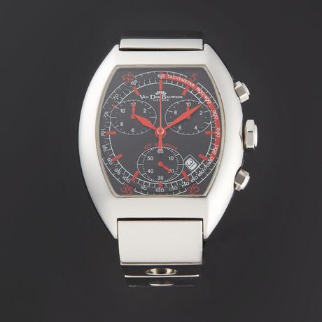 Van Der Bauwede GT3 Modena Chronograph Quartz // 2261010972850 // Store Display