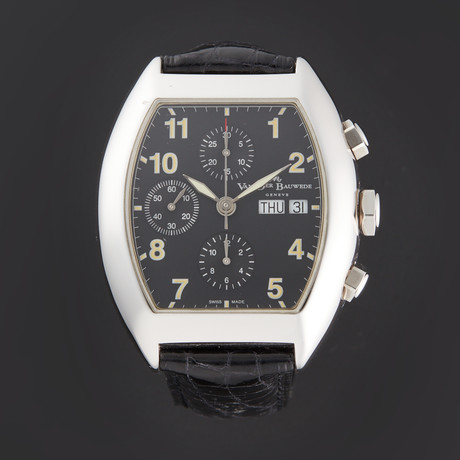 Van Der Bauwede GT2 Modena Chronograph Automatic // 2352010223100 // Store Display