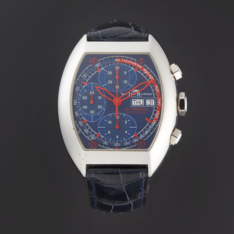 Van Der Bauwede GT2 Modena Chronograph Automatic // 2371010963100 // Store Display