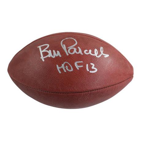 Bill Parcells // Signed Duke Football