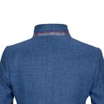 Edwards Blazer Jacket // Indigo (3XL)
