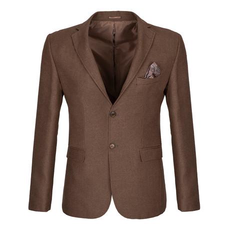 Sanders Blazer Jacket // Mink (S)