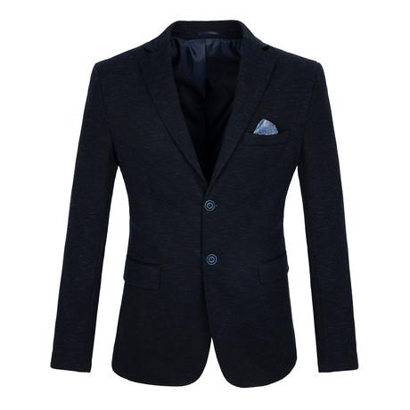 Richardson Blazer Jacket // Navy (S)