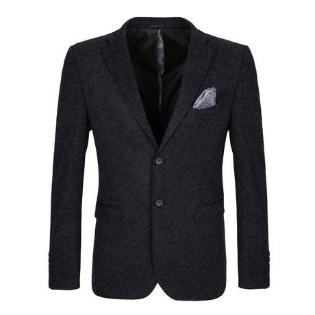Cook Blazer Jacket // Black (S)