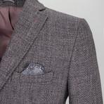 Wright Blazer Jacket // Gray (2XL)