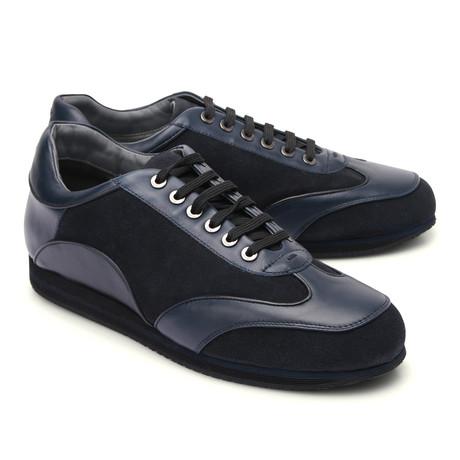 Brioni // Fashion Sneakers // Black (Euro: 43)