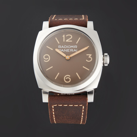 Panerai Radiomir 1940 3 Days Manual Wind // PAM00662 // Store Display