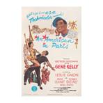 An American in Paris // 1951 // U.S. One Sheet Poster