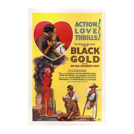 Black Gold // 1928 // U.S. One Sheet Poster