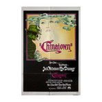 Chinatown // 1974 // U.S. One Sheet Poster