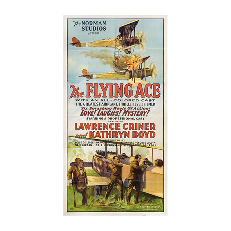 The Flying Ace // 1926 // U.S. Three Sheet Poster