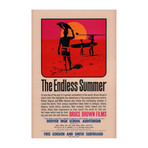The Endless Summer // 1966 // U.S. Mini Poster