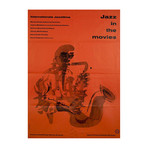 Jazz in the Movies // 1958 // German A1 Poster