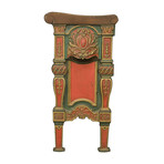 Art Deco Theatre Seat End // 1930s // U.S. Theatre Seat