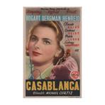 Casablanca // 1947 // Spanish Herald