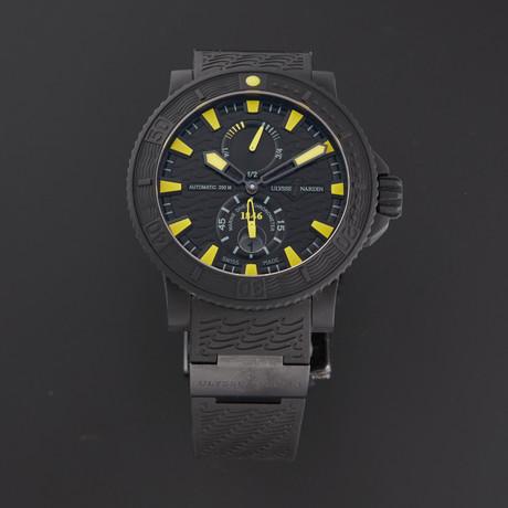 Ulysse Nardin Maxi Marine Diver Black Sea Automatic // 263-92-3C/924 // Store Display