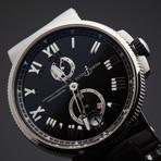 Ulysse Nardin Marine Chronometer Manufacture Automatic // 1183-122-7M/42 // Store Display
