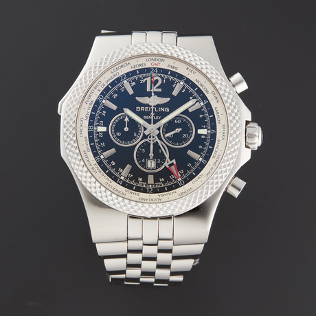 Breitling GMT Chronograph Automatic // A4736212 // Store Display