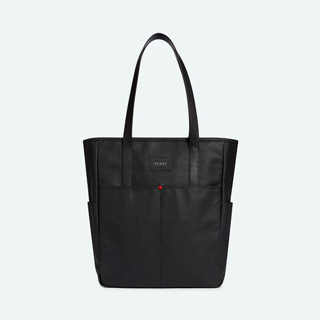 Coated Canvas Fenimore Tote