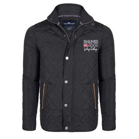 Reggie Winter Coat // Black (S)