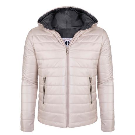 Felix Winter Coat // Cream (S)