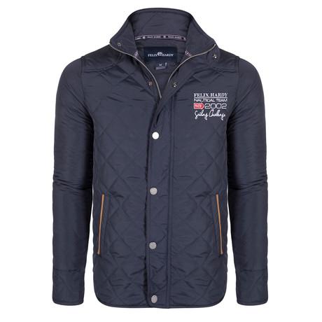 Jaxon Winter Coat // Navy (S)