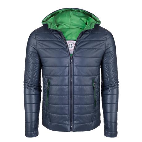 Jasper Winter Coat // Navy (3XL)