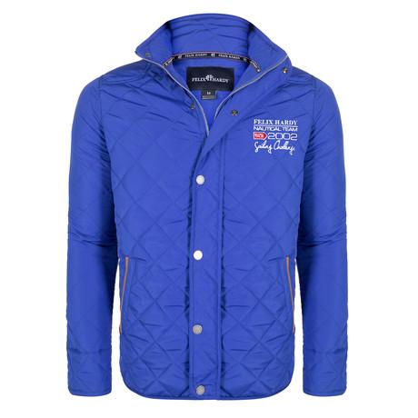 Hugo Winter Coat // Sax (S)