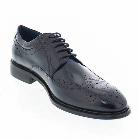 Cesar II Dress Shoes // Navy (US: 8)