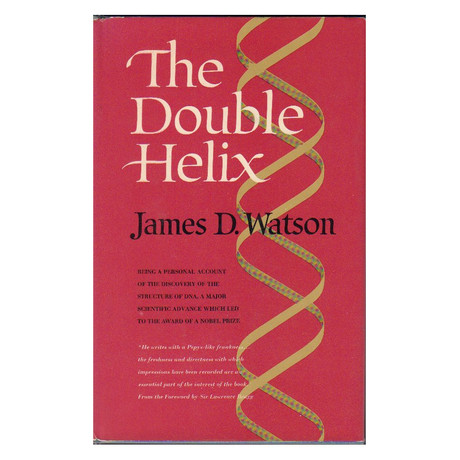 The Double Helix // Dr. James Watson